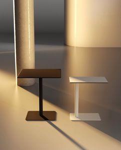 Sibì M, Table carrée pour bars, hôtels et événements