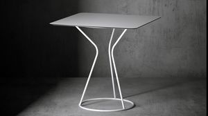 Solea square table, Table pour restaurant en plein air