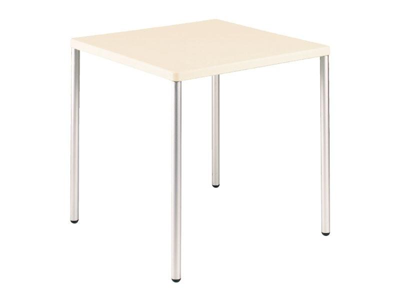 Table 72x72 cod. 06/I, Empilable table basse carrée, pour une utilisation du contrat
