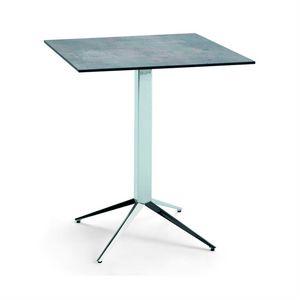 Teorema Q, Table carrée, pour bar et restaurant