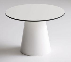Roller tavolo 40, Table basse pour les bars, en plastique, pour l'extérieur