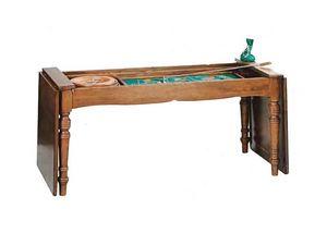 Art. 366, Table extensible moderne avec la roulette