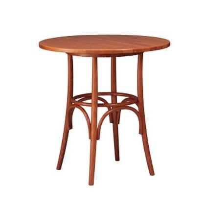 601, Base pour table de bar en bois courbé