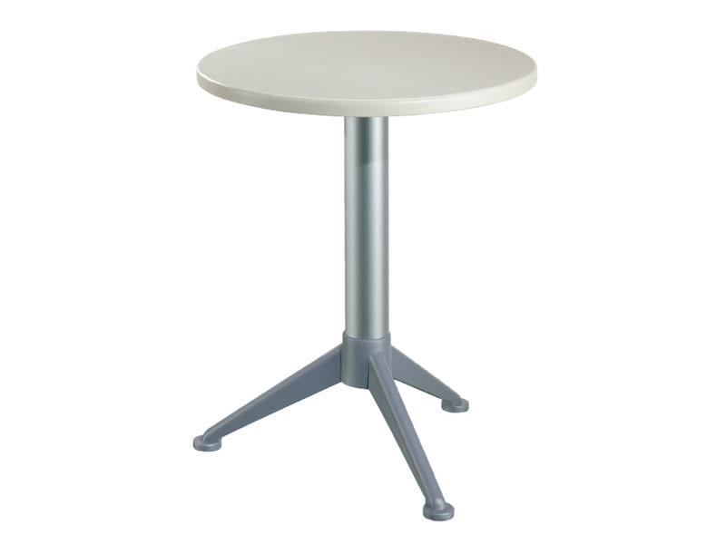 Table Ø 60 cod. 04/BG3A, Table ronde pour les bars et restaurants en plein air