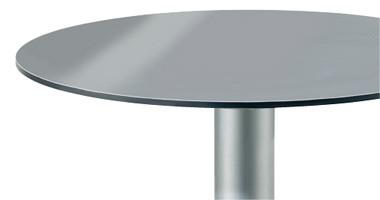 Table Halifax cod. 111, Haute table réglable, idéale pour les cocktails, pour les bars