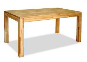 Table avec plateau en bois, Table avec plateau en bois