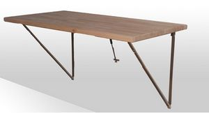 Table pliante peu encombrante, Table pliante peu encombrante