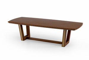 ART. 3426, Table en bois et métal