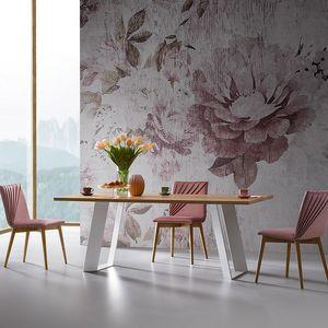 Bridge-U, Table moderne, fixe et extensible