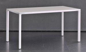 Meet - U, Tableau modulaire avec structure en aluminium