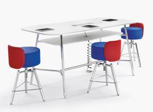 Blog, Tables pour espaces collectifs