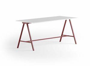 Surfy High Desk 2027, Table de bureau haute