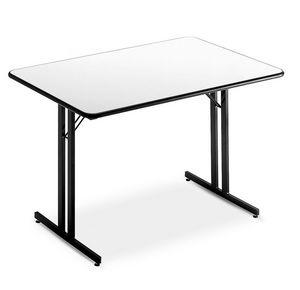 Art.555, Base de la table de conférence formé par deux ou trois pieds repliables