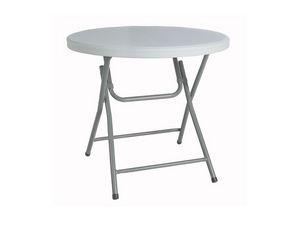 Resol.C - Hamlet 74, Table pliante pour la restauration, pour une utilisation extérieure