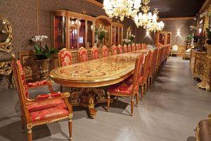 504/B, Très grande table pour les restaurants et les hôtels, style classique