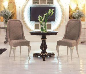 Art. 108, Table basse classique adapté pour les salles de vie