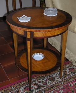 Art. 218 Ginevra, Table d'appoint ronde pour salon