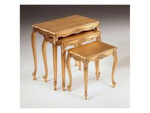 Art. 252, Petites tables de luxe, sculptés à la main, pour hôtel