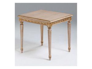 Art. 261/55, Table basse en bois pour le salon classique, de style Louis XVI