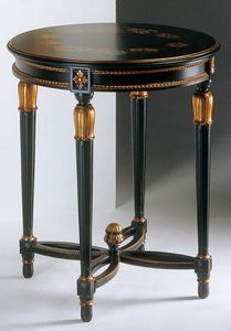 Art. 535/AN Anastasya, Table basse sculpt�e, de style Louis XVI, pour le salon