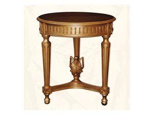 Coffe Table art. 313, Table basse classique de style, d'utiliser � c�t� du canap�