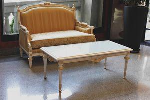 Impero Table basse, Table basse classique pour le salon