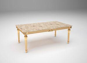 Margot table basse, Tables basses sculptées de luxe
