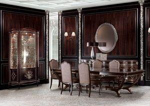 NM2, Restaurant classique dans le style de luxe, pour le salon