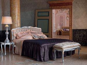 Renoir table d'appoint, Table basse de luxe, sculpté à la main, pour villa classique