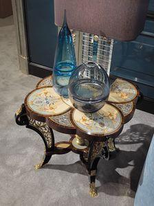 Table basse 5804, Table basse de luxe classique