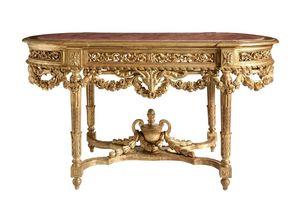 TABLE / CONSOLE ART. TL 0013, Classical console sculptée pour les entrées
