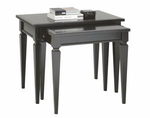 Villa Borghese table basse bis 3373, Table basse style Directoire
