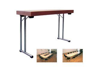 Conference 1845, Table pliante pour l'école, salle de réunion ou de cantine