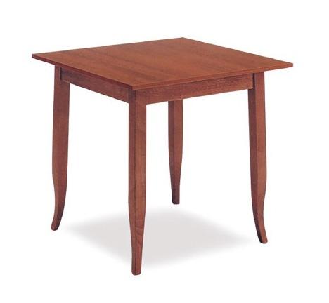 FT 600, Table en bois classique, pour l'hôtel et le restaurant