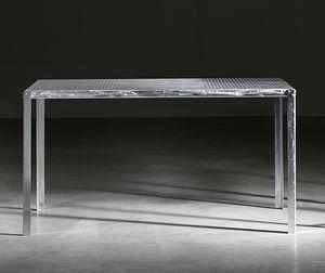 TA52, Table rectangulaire en acier galvanisé