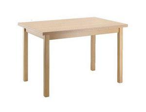 TB02, Table en bois, fonctionnel et ergonomique, pour l'usage de contrat