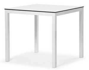 Victor table, Table en aluminium, idéal pour les bars et restaurants