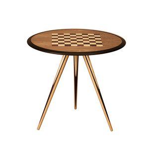 Carambola dama 5730/F, Table de jeu avec échiquier