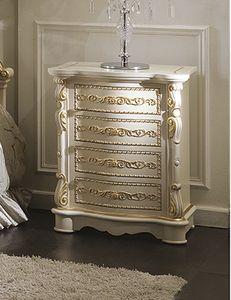 ART. 2972, Table de chevet haute classique