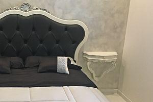 Roma chevet, Classique table de chevet design, avec tiroir