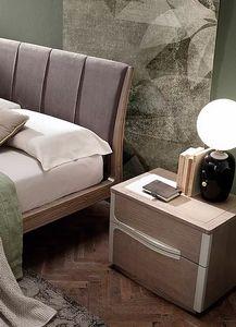 Even, Table de chevet au design minimaliste