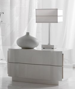 Corte Zari Srl, Commodes et tables de nuit