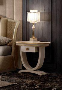 Oliver Art. OL86, Table de nuit avec tiroir