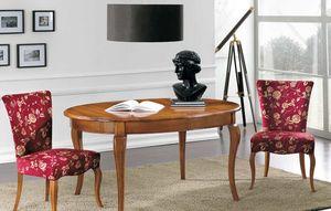 Tavoli Quattrina Snc, Tables classiques