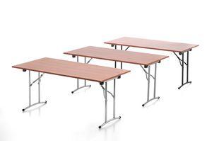 Flatty, Table de bureau pliable, pratique et polyvalente