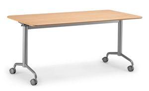 KOMBY 934 W, Table pliante avec des roues, pour la zone de réunion