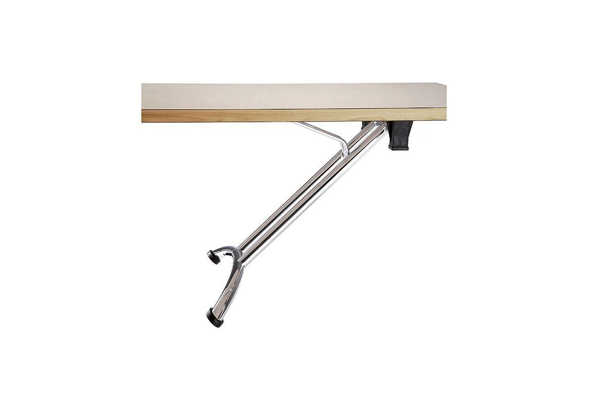 Arno 4 1635, Table avec pieds repliables, avec pieds réglables