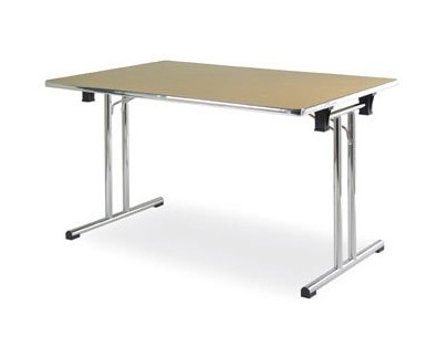 FT 024, Espace table d'économie avec les jambes pliantes, pour le restaurant