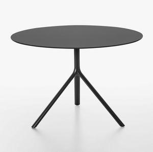 Miura   table ronde (Ø 100-110), Table ronde avec capote