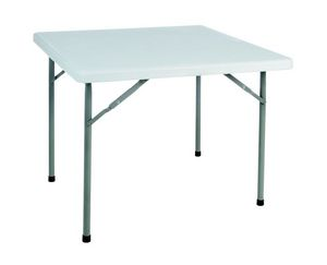 Resol.C - Yago, Table pliante, pour la restauration, en fer peint